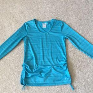Danskin workout long sleeve shirt